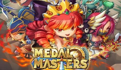 Nexon เปิด Softlaunch เกมส์มือถือใหม่ Medal Masters น่าลองมากเลย