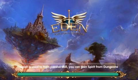EDEN Avalon legends โอเพ่นเบต้าพร้อมภาษาไทย