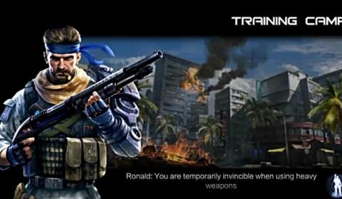 Fusion War เกม FPS สุดมันส์มาใหม่