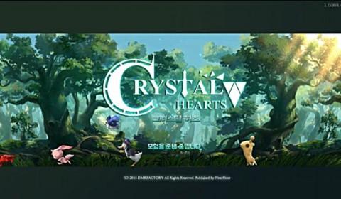 Crystal Hearts เกมใหม่สุดอลังการเปิด CB ให้ลองแล้ววันนี้!!!