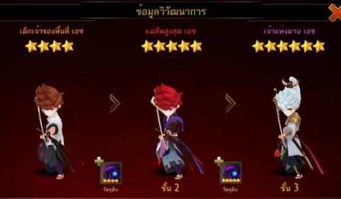 Seven Knights: เอซ 1 ใน 4 จักรพรรดิ์ระดับเทพ!