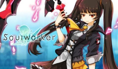 เกม Action อนิเมะสุดมันส์ Soul Worker (JP) พร้อมเข้าสู่ช่วง Stress Test แล้ว 18 ธันวาคมนี้