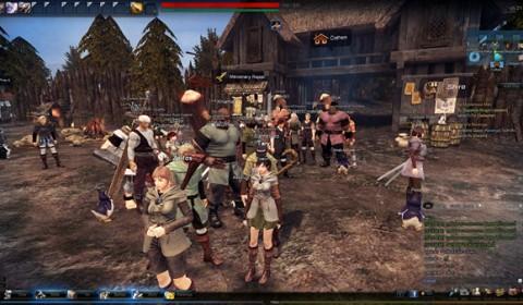 เปิดให้บริการแล้ว Vindictus เกมส์ออนไลน์ใหม่ Action มันส์