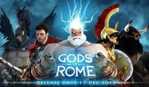 [รีวิวเกมมือถือ] Gods of Rome มหากาพย์การต่อสู้แห่งกรุงโรม