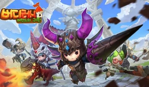 [รีวิว] Buddy Rush : Return of the Legends ภาคต่อของเกมสุดดัง Buddy Rush เปิด OBT ในเกาหลีแล้ว