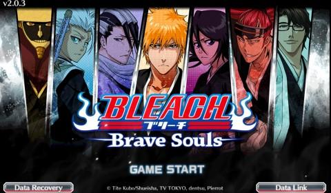 เปิดตำนานเทพมรณะ Bleach Brave Souls มาแล้ว!