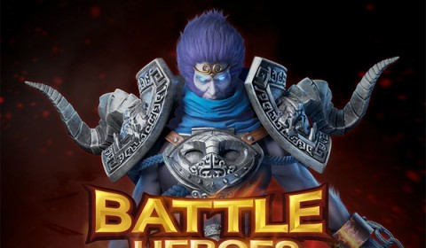 เตรียมพบกับ LINE Battle Heroes เกมใหม่ MOBA-RPG บน iOS และ Android เร็วๆนี้