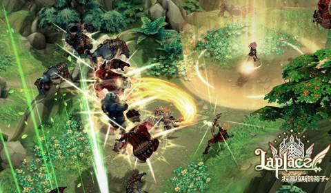 Laplace เกมส์ออนไลน์ใหม่จาก X-Legend น่าเล่นไม่ใช่น้อย