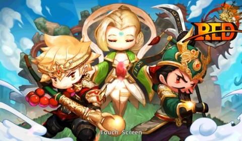 Red: Three Kingdoms ตำนานบทใหม่ของสามก๊กที่ต้องลอง