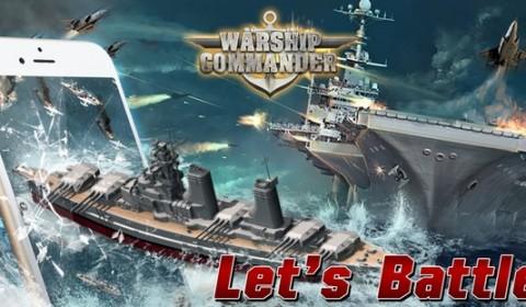 Warship Commander เปิดสงครามน่านน้ำไปกับผู้เล่นทั่วโลก พร้อมรองรับภาษาไทย