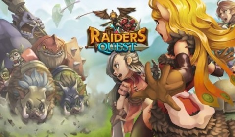 Raiders Quest ออกรบซ่ากับคู่หูรู้ใจ