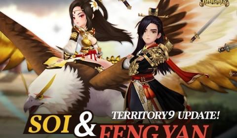 Seven Knights อัพเดทแมพ 9 อาณาจักรแห่งจักรพรรดิ เพิ่มตัวละครใหม่แนวเอเชีย