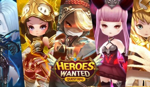 Heroes Wanted เกมมือถือแนว RPG ใหม่มาแรงจาก NHN เปิดตัวทั่วโลกแล้ววันนี้