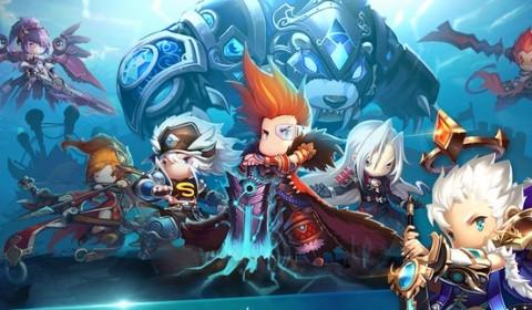 เน็ตมาร์เบิ้ลเปิดตัวเกมใหม่ Mystic Kingdom แนว RPG ที่มาพร้อมกับเนื้อเรื่องสไตล์แฟนตาซี
