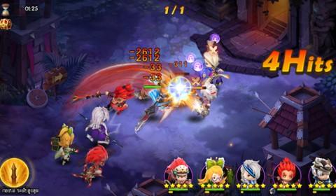 Mystic Kingdom เกมส์กลยุทธที่ Cute สุดใน 3 โลกพร้อมลุยทั้ง iOS และ Android แล้ววันนี้