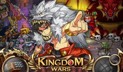 Kingdom Wars สงครามอาณาจักรสุดป่วน