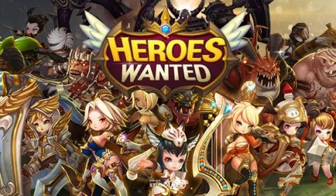 Heroes Wanted พร้อมลุย Action มันส์ๆ ของเหล่าขาแบ๊ว
