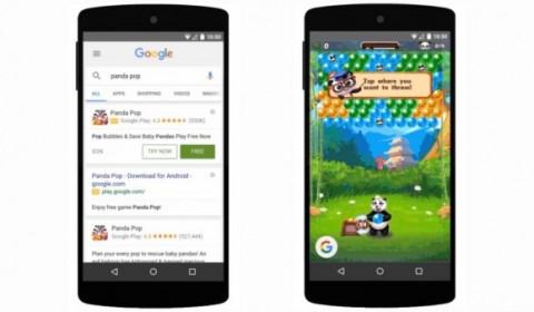 ความสามารถใหม่ของ Google Play ให้ผู้ใช้ทดลองเล่นเกมก่อนซื้อและติดตั้งลงเครื่อง