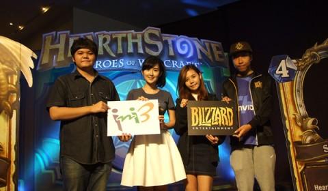 Ini3 ร่วมกับ Blizzard เตรียมส่ง Hearthstone เวอร์ชั่นไทย พร้อมจัด Siam Cup หนทางใหม่สู่เวทีโลก
