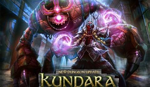 Dragonica ระเบิดพลัง Level 60 ปลดลิมิตสู่ดันเจี้ยนใหม่ Kundara