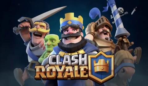 Clash royale จากเกมสร้างเมืองยอดฮิตสู่เกมตีบ้าน!!