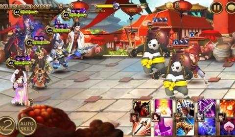 Seven Knights ประกาศพื้นที่ใหม่ผาแดง และตัวละครใหม่ลิโป้