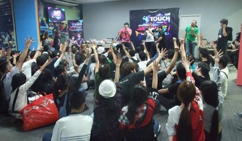 Touch 2nd Anniverary Jumper Dance Party ปาร์ตี้สุดมันส์ของเหล่าขาแดนซ์