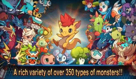 Monster Raid เกมมือถือ RPG สุดน่ารักกับภารกิจตะลุยล่ามอนสเตอร์ในโลกกว้าง