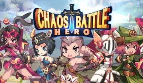 สนุกไปกับ Action RPG 2D บนมือถือ Chaos Battle Hero ทั้ง iOS และ Android