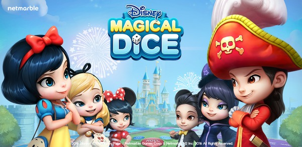 DisneyMagicalDice
