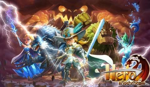 """I9 Games ภูมิใจเสนอ """"HeroZ แก๊งซ่าท้าดวล!!!"""" มหาศึกฮีโร่รวมแก๊งหยุดโลก เร็วๆนี้"""