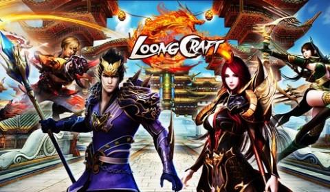 พรีวิวเกมส์ใหม่ Loong Craft TH กับ 4 อาชีพหลักแรงสะท้านโลกันต์