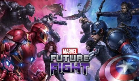 เกาะกระแสความแรง!! MARVEL Future Fight กับการอัพเดทในรูปแบบ CIVIL WAR
