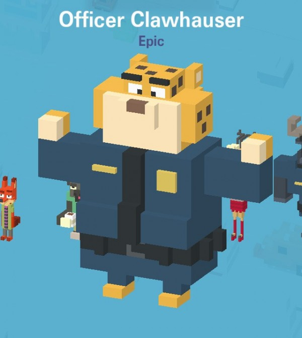 OfficerClawhauser