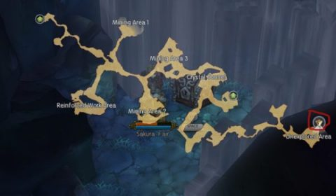 เจาะลึก Tree of Savior ตอน ตำแหน่งของ Treasure Chest ในเกม