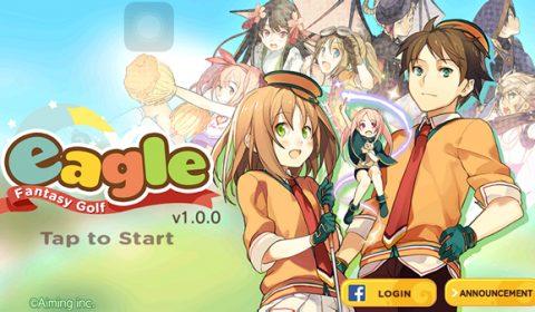 ออกรอบกันเถอะ Eagle Fantasy Golf พร้อมเปิดทุกสนามทั้ง iOS และ Android แล้ววันนี้