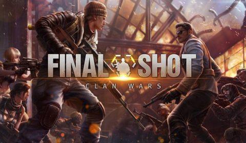 Final Shot เกมมือถือ FPS เต็มรูปแบบที่คอเกม FPS ไม่ควรพลาด! เปิดให้ลงทะเบียนล่วงหน้าแล้ว!