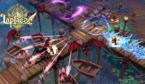 Winner Online เซ็นสัญญาเกมออนไลน์ใหม่ฟอร์มยักษ์ Laplace จาก X-Legend