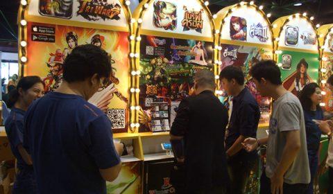 MOL เล่นใหญ่ควงแขนพันธมิตรค่ายเกมส์มือถือชั้นนำ ร่วมงาน Thailand Mobile Expo