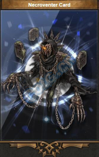 Necroventer - lvl 133