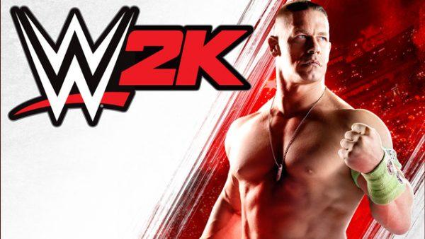 WWE-2K