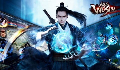 Game-Ded แจกไอเทมเกม Age of Wushu ฉลองขึ้นอันดับ 3 ใน iOS