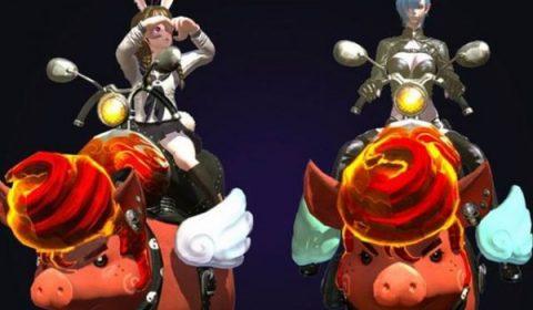หมูมาแบ๊ว! TERA (KR) เซิร์ฟเวอร์เกาหลี เตรียมปล่อยเหล่าหมู Piggy Mount ผู้น่ารักมาให้ขี่กันเร็วๆนี้