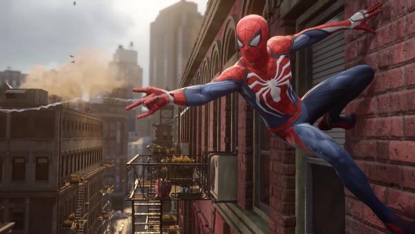 Insomniacs-Spider-Man