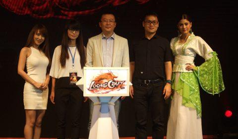GMThai เปิดตัวเกมส์มือถือ Loong Craft TH เกมส์ Action สุดมันส์ สู่ระดับอาเซียน