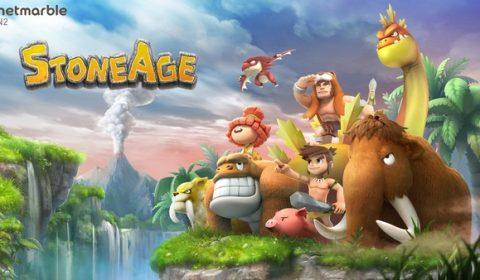 Stone Age เกมมือถือฟอร์มยักษ์ตัวใหม่ล่าสุดจาก Netmarble เปิดรับลงทะเบียนล่วงหน้า สำหรับช่วง CBT เร็วๆนี้