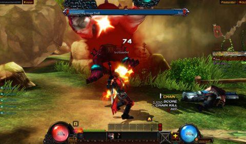 Kritika Online เกมส์ Action สุดเดือด พร้อมเปิด OBT ให้มันส์ระห่ำกันแบบต่อเนื่องแล้ววันนี้