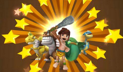 เกมส์มือถือใหม่ Stone Age จากเน็ตมาร์เบิ้ลเปิดให้ทดสอบกันได้แล้ววันนี้บนระบบ Android
