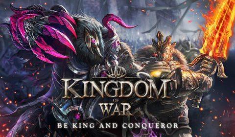 Kingdom of War เกมมือถือวางแผน SRPG จาก Gamevil เปิดดาวน์โหลดดอย่างเป็นทางการแล้วทั้งใน iOS และ Android