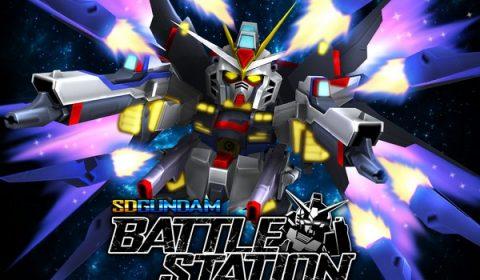 สาวกซีรีย์กันดั้มเตรียมเฮ SD Gundam Battle Station เตรียมอัพเดทกองทัพ MS ชุดใหญ่ เริ่มเซตแรกแล้ววันนี้